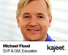 Michael Flood SVP & GM, Education, Kajeet