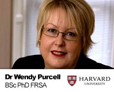 Dr Wendy Maria Purcell, BSc PhD FRSA, Harvard University
